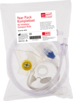 APONORM Inhalationsgerät Compact Kids Year Pack